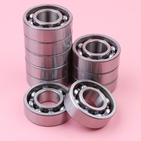20pcs\/lot Crank Bearing For Husqvarna 154 254 257 262 266 268 272 357 357XP 359 359EPA Chainsaw Replacement Spare Part