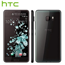 Marke Neue HTC U Ultra LTE 4G Handy 4 GB RAM 64 GB ROM Snapdragon 821 Quad Core 5,7 zoll 16MP DualView Android Smartphone(China)