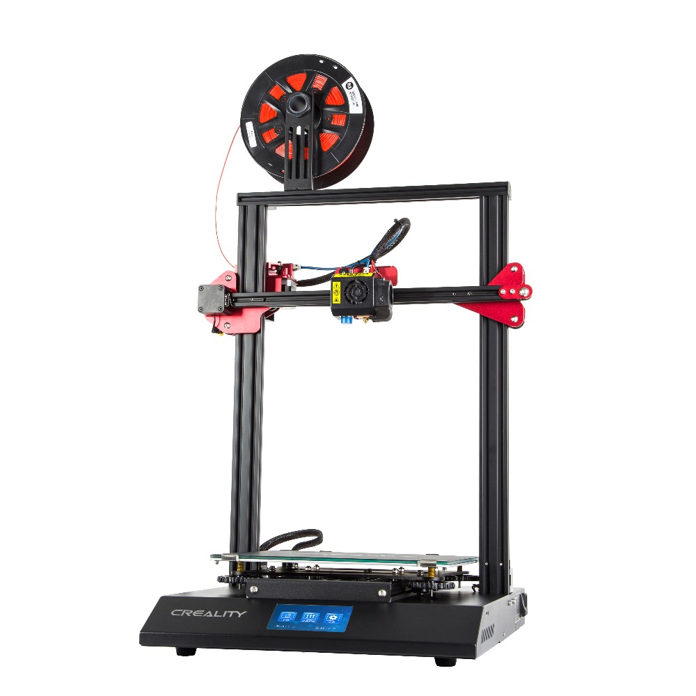 Büroelektronik Angemessen Creality 3d Upgrade Auto Nivellierung Cr-10s Pro Touch Lcd V2.4.1 Motherboard Doppel Extrusion Lebenslauf Druck Filament Erkennung