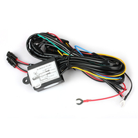 CARCHET DRL Relay Car Daytime Running Lights Harness Control On Off Dimmer Vehicle LED Daytime Running