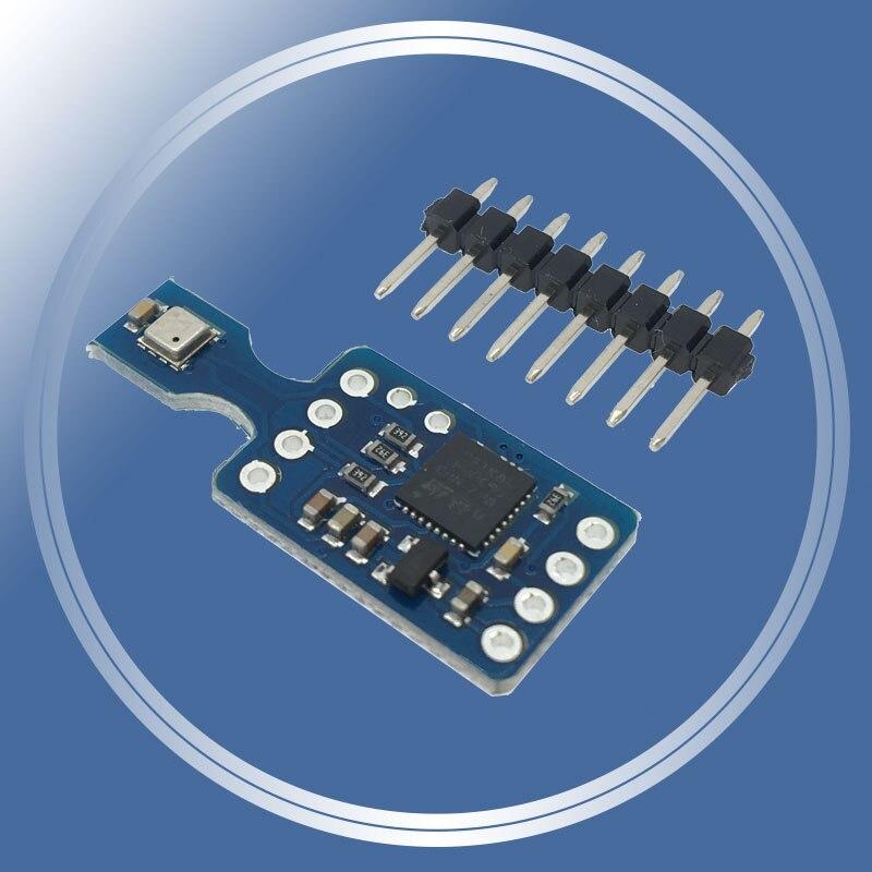 GY MCU680V1 BME680 температура и влажность давление воздуха в помещении качество воздуха IQ MCU680 модуль датчика-in Интегральные схемы from Электронные компоненты и принадлежности on AliExpress