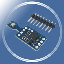 GY MCU680V1 BME680 درجة الحرارة و الرطوبة الهواء ضغط داخلي جودة الهواء الداخلي MCU680 الاستشعار وحدة