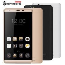 """Original Leagoo Shark 1 6.0 """"pulgadas 4g lte fdd smartphone octa core android 5.1 3 gb + 16 gb 64bit mtk6753 13.0mp 6300 mah touch id"""