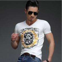 2016 Latest Release Top Fashion New Summer Men s T Shirt Brand Men Tops Short Sleeve