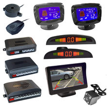 Popular Car Kit Sensor Reverse Glass-Buy Cheap Car Kit