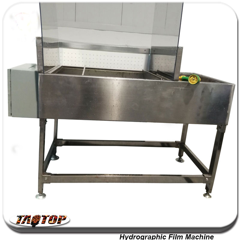 US $720 0 40% OFF|iTAATOP hydro Dipping and Washing All in one machine for  DIY hydro dipping equipment with washing gun-in Decals & Stickers from