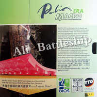 Original Palio Macro Era German TENSOR BIOS Tech pips-in table tennis pingpong rubber with sponge