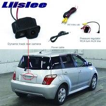 Liislee для Toyota ist для Urban Cruiser парковочная камера заднего вида+ Водонепроницаемая камера заднего вида