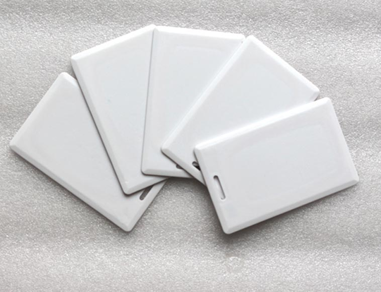 Image 3 - 860 960MHz UHF RFID passive card writable thick cards tags 100pcs/Lot-in IC/ID Card from Security & Protection
