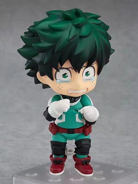 NEW hot 10cm My Hero Academia Midoriya Izuku Action figure toys doll collection Christmas gift with box