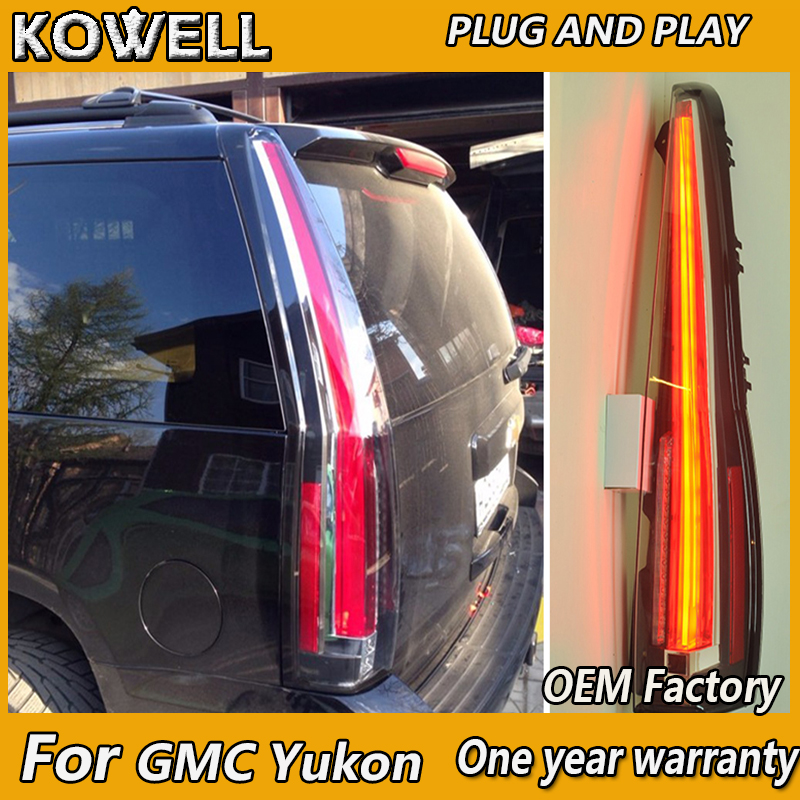 Kowell Car Styling For Gmc Yukon For Tahoe Suburban Led