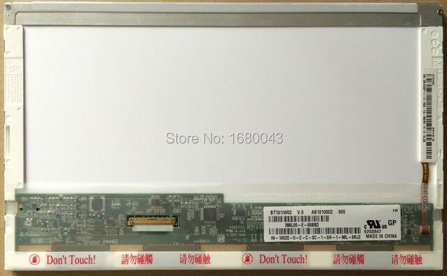 Free shipping BT101IW02 V.0 V.1 N101L6-L02 LP101WSA-TLA1 BT101W01 V.0 HSD100PFW2 B101AW03 HT101WSB-101 LTN101NT02 NT06 T01 A04