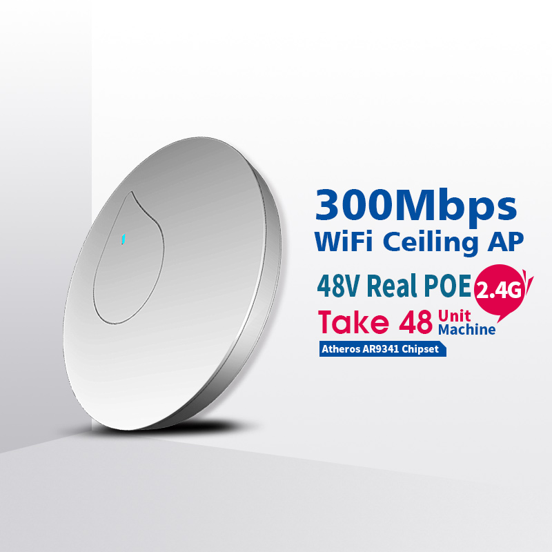 все цены на COMFAST access point 300Mbps 2.4Ghz Wireless wireless indoor AP wifi router business use marketing system AP openWRT CF-E350N онлайн