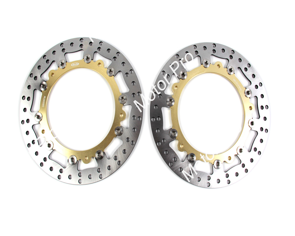 2 PCS CNC Motorcycle Front Brake Disc FOR BMW R 1150 GS ADVENTURE 2002 2003 2004 2005 R1150GS brake disk Rotor motorcycle cnc front