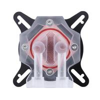 ALLOYSEED Red Copper Board Graphic Card GPU Water Block For PC Water Cooling System For GTX4