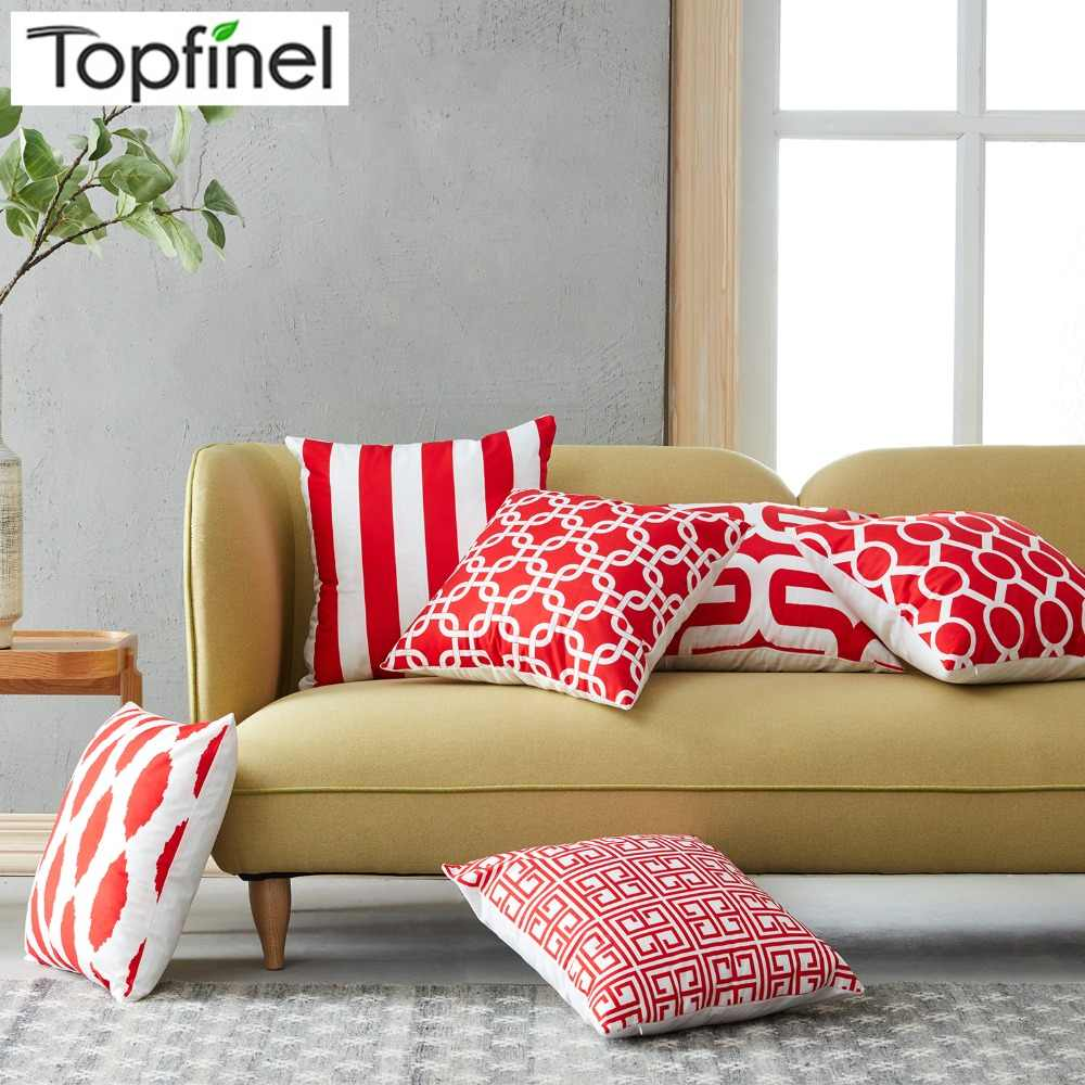 Astonishing Topfinel Geometric Decorative Throw Pillow Cases Cushion Caraccident5 Cool Chair Designs And Ideas Caraccident5Info