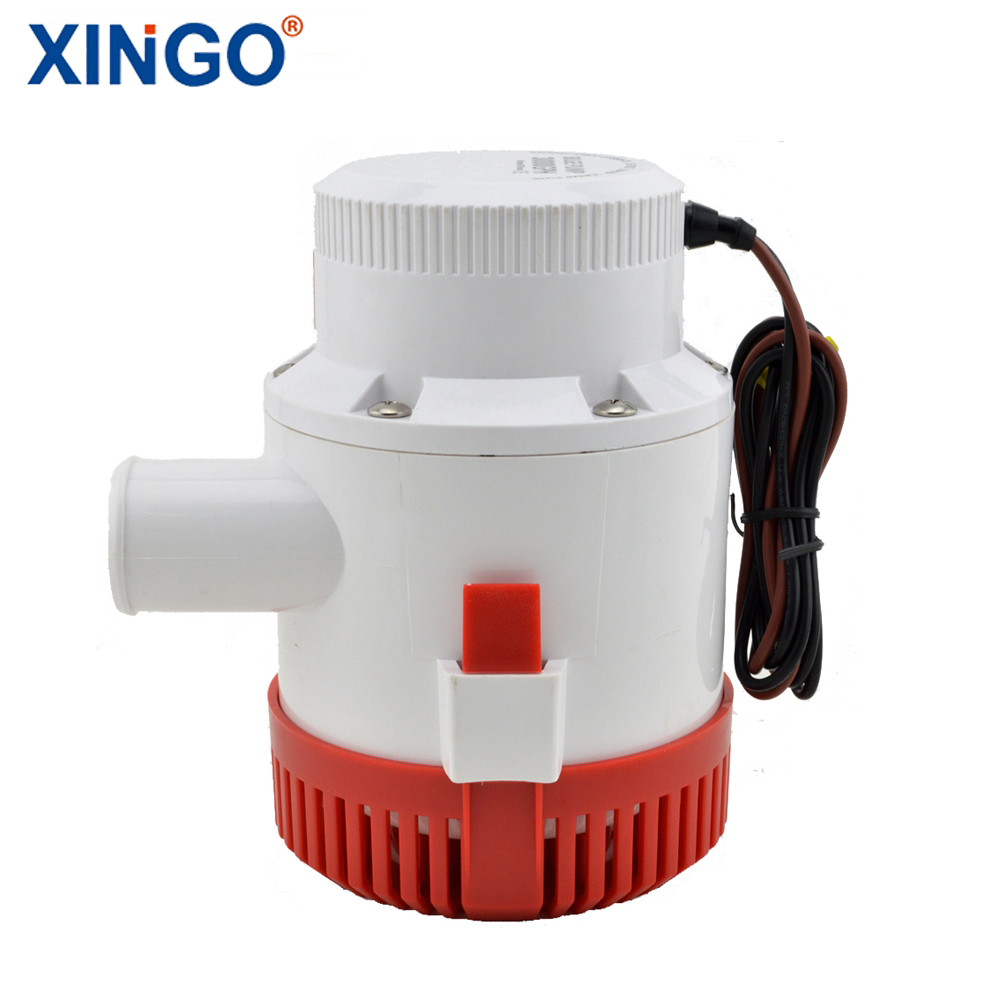 High Quality Water Pump 24V XG-G3000-01 Used in seaplane hydroplane houseboat free shipping 1100gph 12v high flow submersible used water in boat seaplane motor homes houseboat