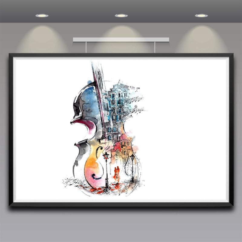 Hermosa Marco Del Cartel 20x30 Viñeta - Ideas Personalizadas de ...