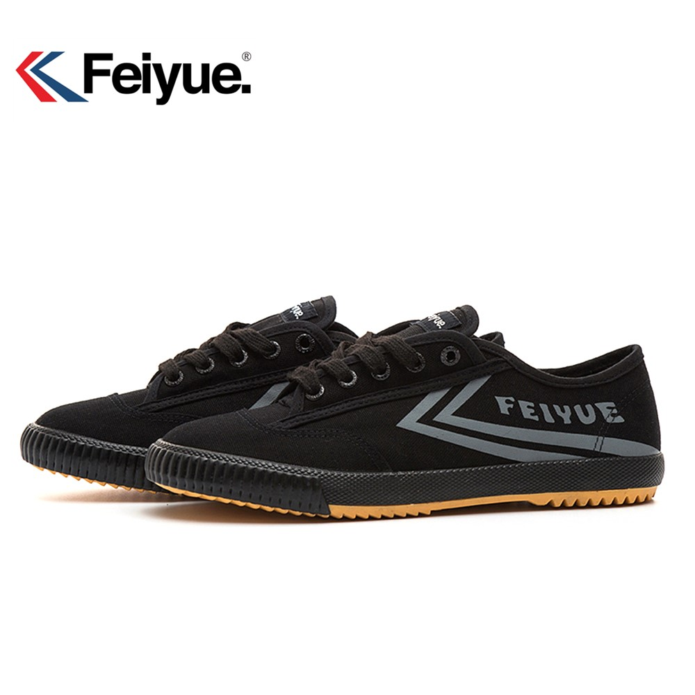 Feiyue men women shoes French original  Classic new Classic Martial Arts Shoes Chinese women KungFu Shoes men women shoes-in Track & Field Shoes from Sports & Entertainment