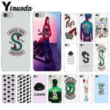 Yinuoda Amerika TV Riverdale Coque Shell Ponsel Case untuk iPhone 5 5Sx 6 7 7 Plus 8 8 Plus X XS Max XR(China)