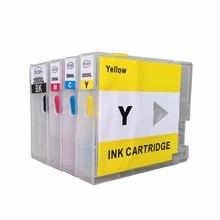 PGI-2100 PGI-2100XL Empty Refillable Ink Cartridge For Canon MAXIFY MB5310 Ib4010 Printer  new printer 4 color set pgi 1300 pgi 1300xl empty refillable cartridge with chip for canon maxify mb2330 mb2030
