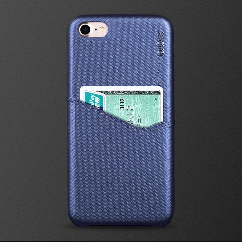 X Level Luxury Business Card Case for Apple iPhone 6 6s Plus Hard ...