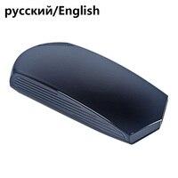 V3 Russian English  anti speed camera  car radar detector