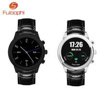 Finow X5 1.4 pulgadas Ronda Reloj Inteligente Android K18 Android 4.4 Reloj Tarjeta SIM GPS Anti-perdida 3G WIFI Bluetooth 4.0 Reloje PK N° 1 D5