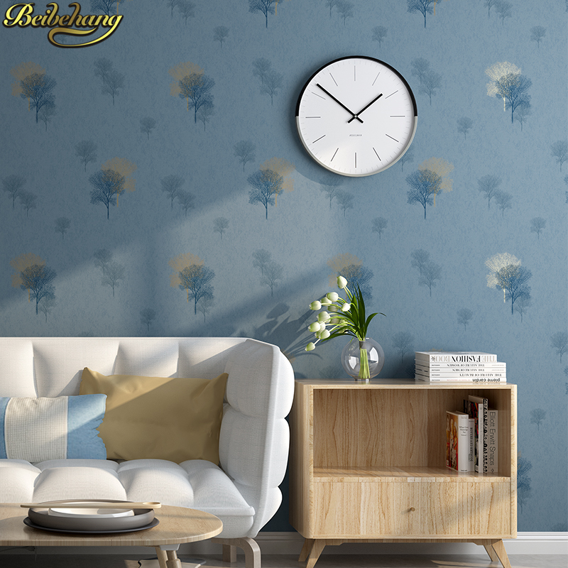 beibehang Simple modern Nordic garden abstract branches wallpaper bedroom living room TV background wall paper decoration homebeibehang Simple modern Nordic garden abstract branches wallpaper bedroom living room TV background wall paper decoration home