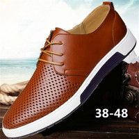 Large size men's shoes new shoes are wearing Korean men's casual shoes men's shoes
