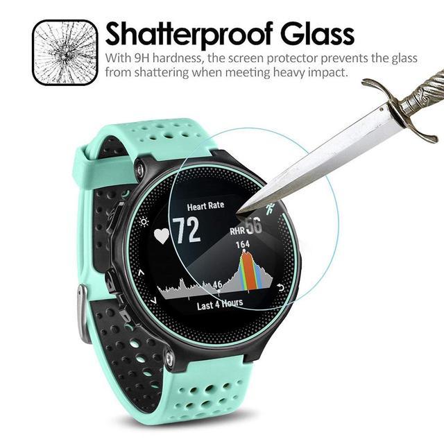 2 Pcs Pack For Garmin Forerunner 235 735 935 225 230 630 Smart Watch