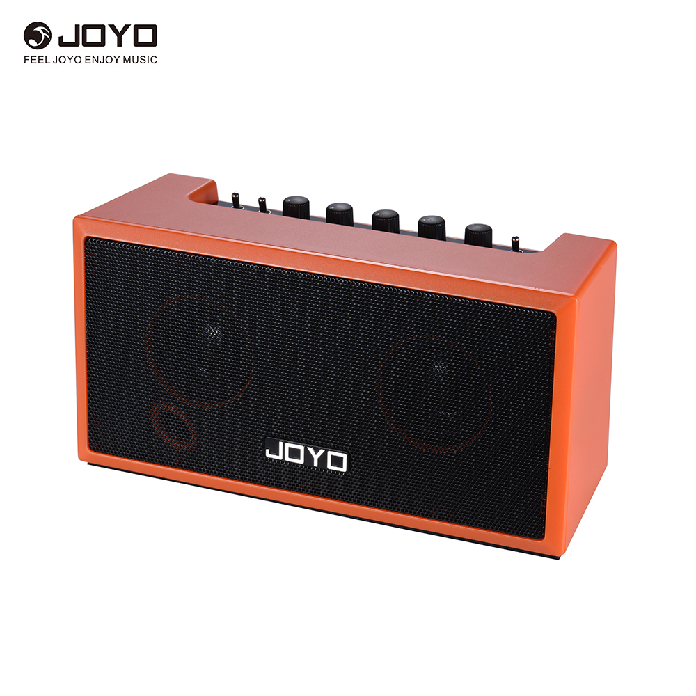 joyo top gt mini bluetooth 4 0 guitar amplifier amp speaker 2 4w for iphone ipad ios devices. Black Bedroom Furniture Sets. Home Design Ideas