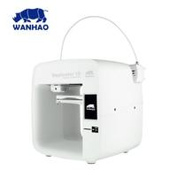 新 2018! Wanhao 3D プリンタ複写機 10 (D10) 、 MK12 押出機 -