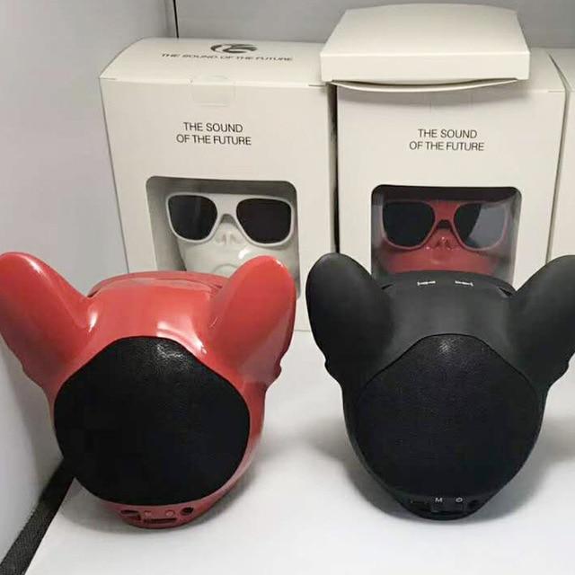 PLEXTONE Aerobull Nano Wireless Speaker Bulldog Bluetooth Speaker Outdoor Portable Bass Speaker Touch Control TF card Mp3 player 4