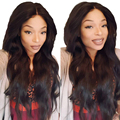 150% Density Lace Front Human Hair Wigs For Black Women Non-remy Body Wave Lace Front Wig Ever Beauty Hair Lace Frontal Wigs