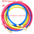 Automotive air conditioning refrigerant hose  / 2 meter hose Refrigerant charging hose Cold media pipeline
