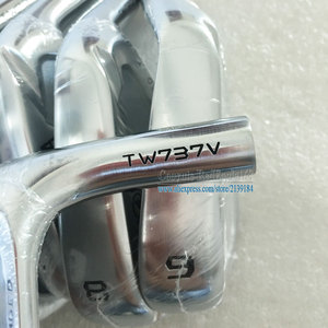Image 5 - Новые cooyute мужские головки для гольфа HONMA TW737V утюги для гольфа набор 4 910 железные головки без вала для гольфа Бесплатная доставка