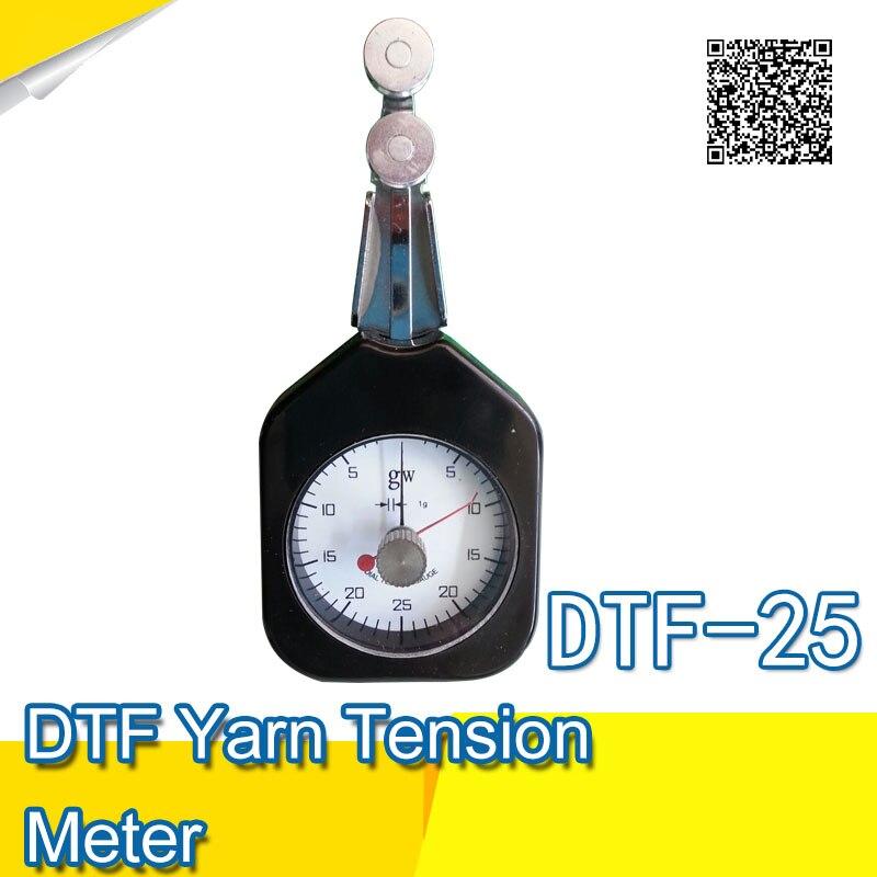 DTF filato misuratore di tensione DTF-25 alta quility tensiometroDTF filato misuratore di tensione DTF-25 alta quility tensiometro