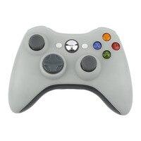 Hot 2.4 Gam Wireless Gamepad Joypad Game Điều Khiển Từ Xa Joystick Với Pc Reciever Cho Microsoft Xbox 360 Cho Giao Diện Điều Khiển