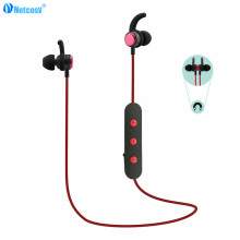 Netcosy Bluetooth Headphones In Ear Wireless Earbuds Magnetic Sweatproof Stereo Bluetooth Earphones With Mic  For Running Hiking
