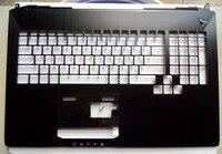 Nouveau pour ASUS ROG G750 G750JX G750JW G750JH G750JM repose-poignets Anglais US clavier d'ordinateur portable couvercle supérieur cas noir
