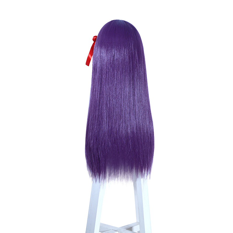 Fate//EXTRA CCC BB FGO Matou Sakura 150CM long fashion Halloween Hair Wig Cosplay