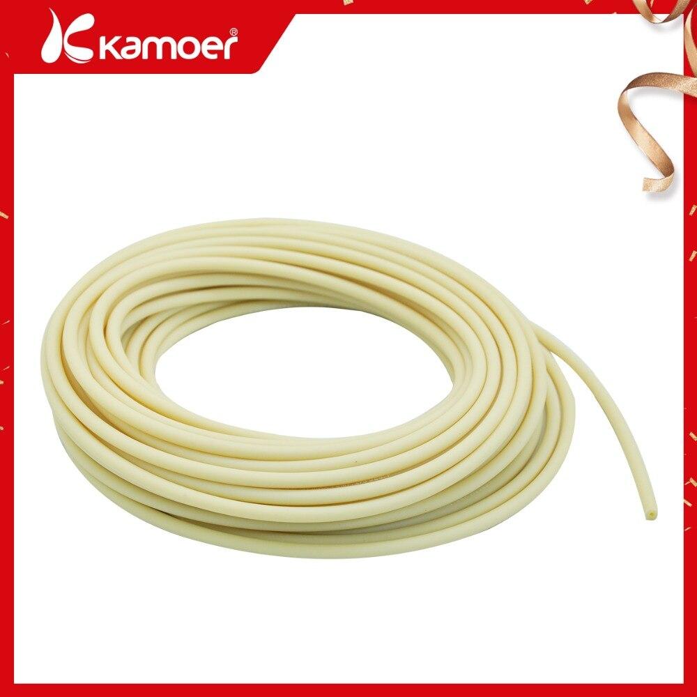 Kamoer Various Size  Peristaltic Pump Tube  Norprene Tube Pipe High Corrosion Resistance