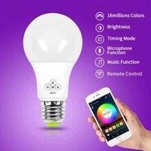 WIFI Smart Music RGBW Bulb