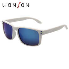 LianSan Brand  Polarized Sunglasses Women Men Vintage Fashion High Quality PC Frame Luxury Lens LSP0709