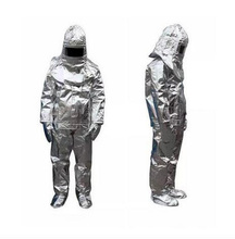 Fireproof suit, anti-ironing suit, 500 degree, high temperature working suit