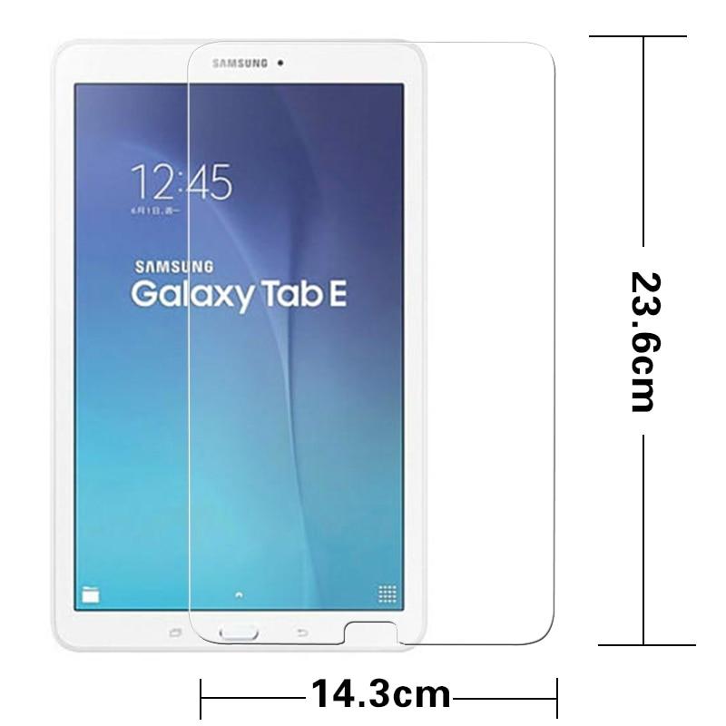 "Premium Anti-pecah Screen Protector LCD Film Untuk Samsung Galaxy Tab E T560 9.6 ""tablet film pelindung layar kaca tempered"