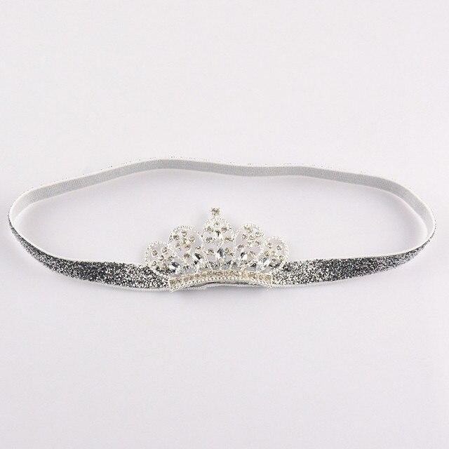 aliexpress buy silver crown headband princess tiara headband