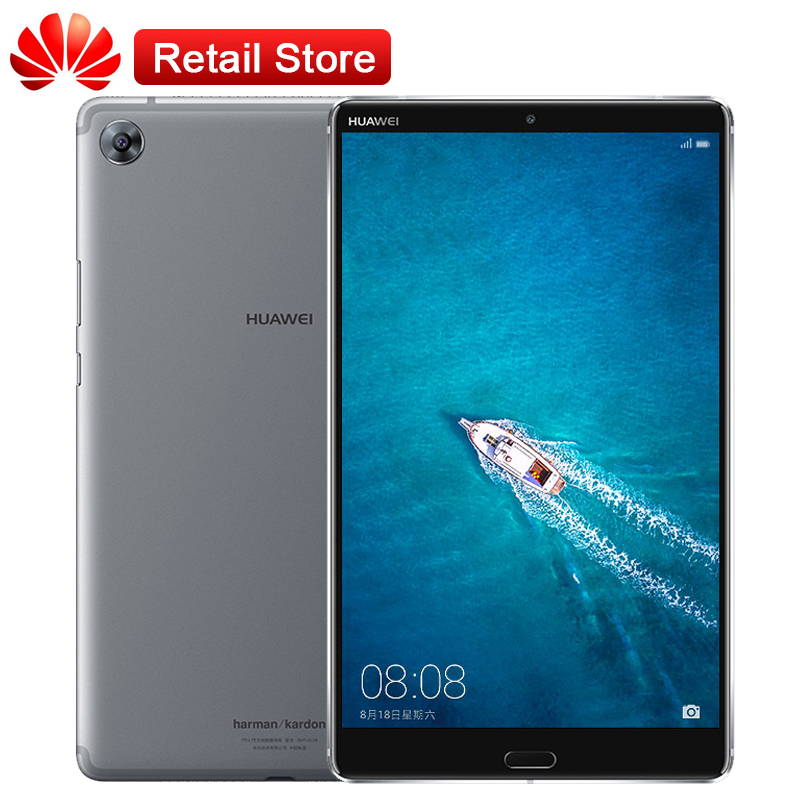 Global ROM Huawei MediaPad M5 8 4 2560x1600 2K IPS Display Kirin 960 Android 8 0