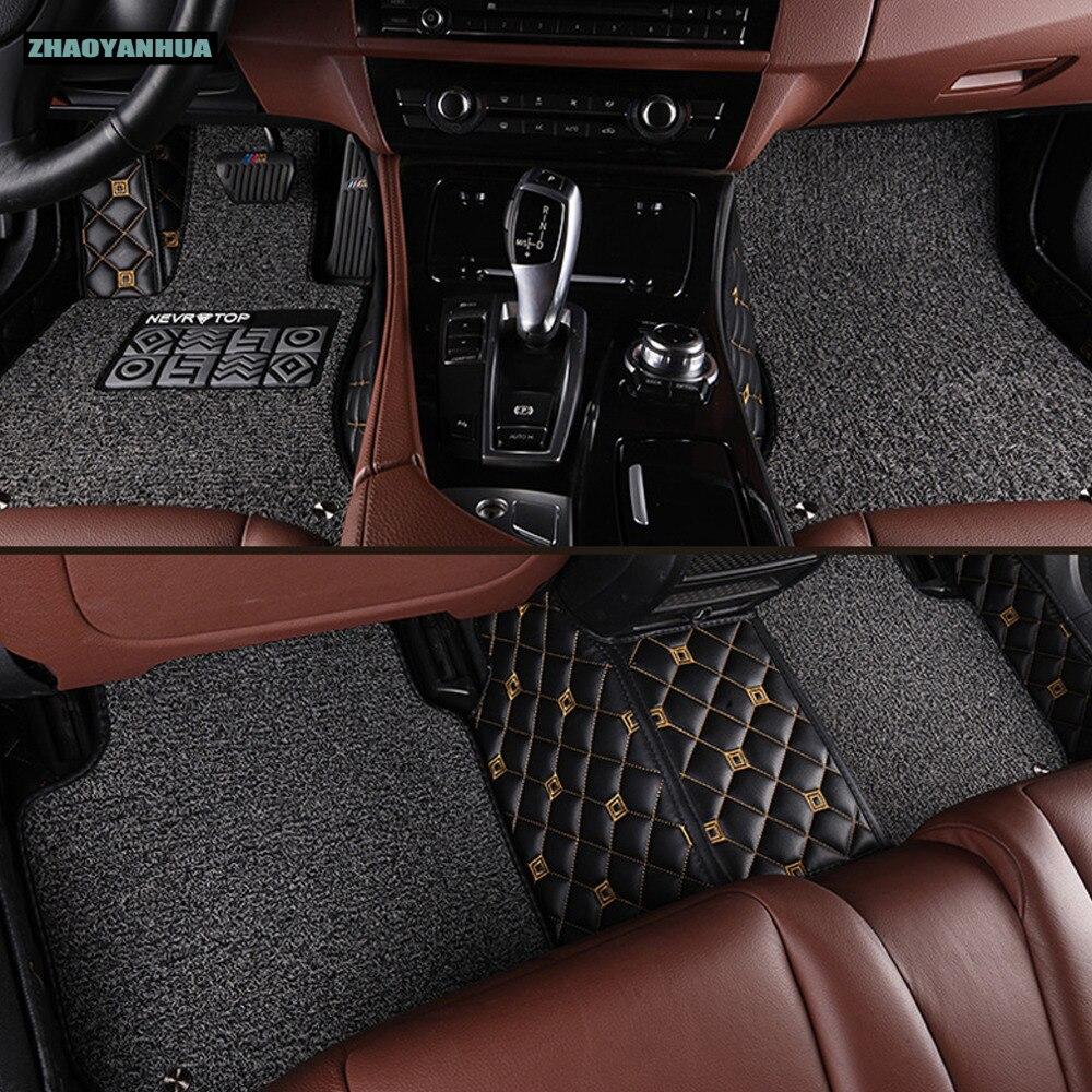 Lexus Rx350 Floor Mats: ZHAOYANHUA Car Floor Mats For Lexus RX 200T 270 350 450H